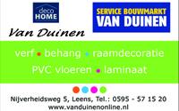 Ronde van Kloosterburen service bouwmarkt van duinen