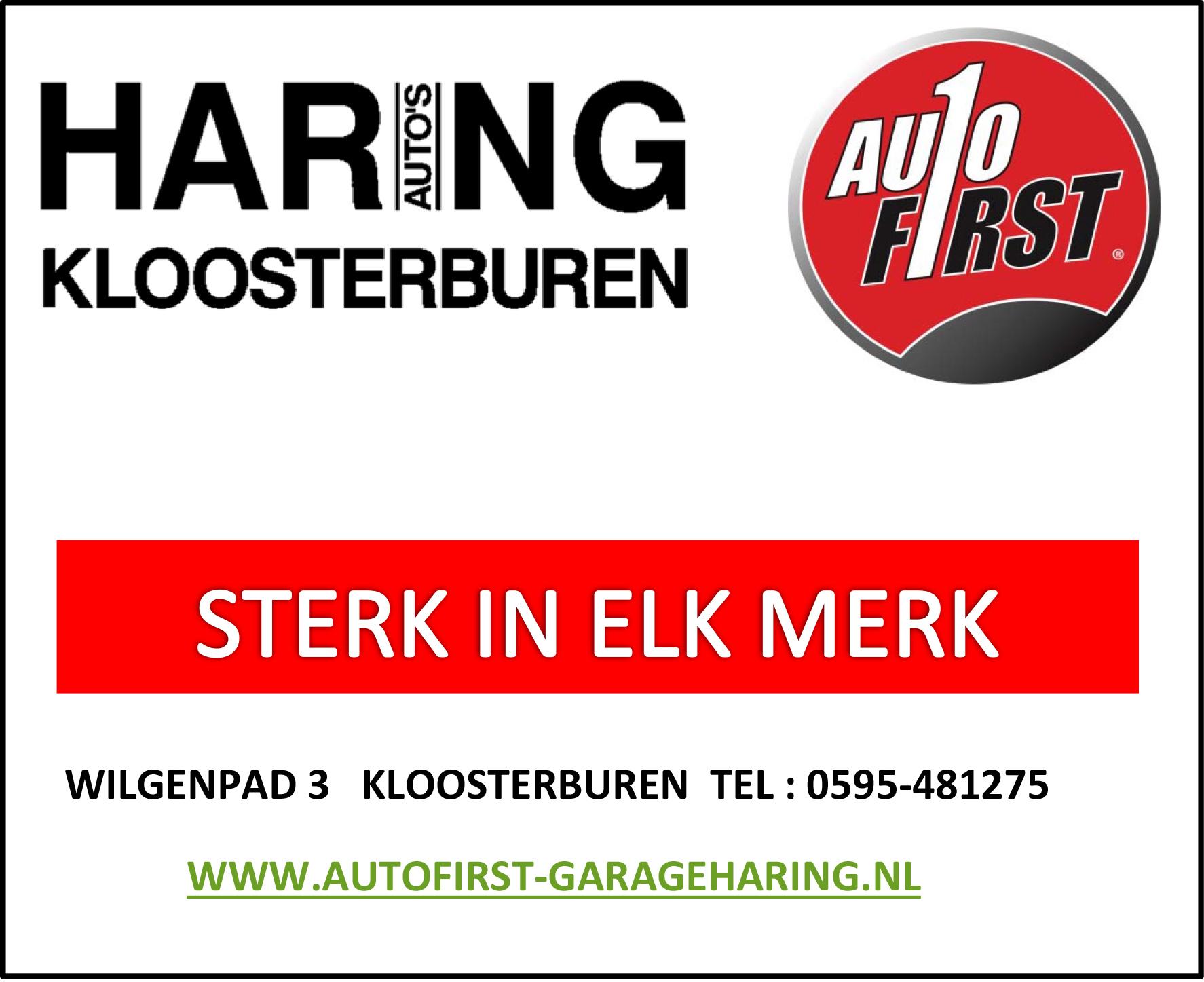 Ronde van Kloosterburen Garage Haring